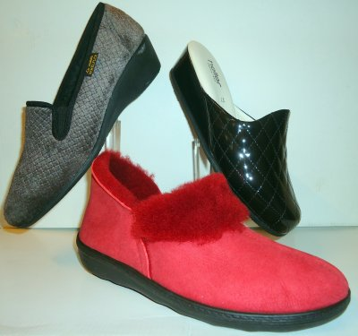 Chaussons / Mules/Sabots