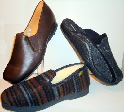 chaussons/mules/sandales